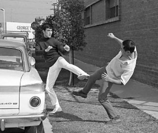 bruce lee speed