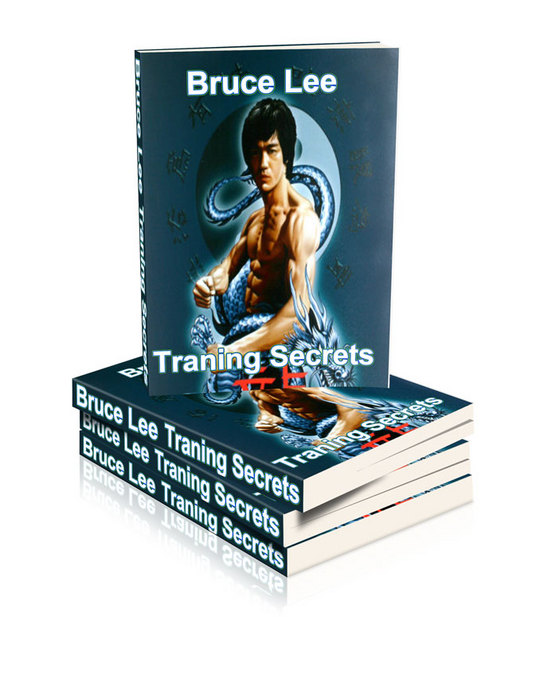 bruce lee training secrets